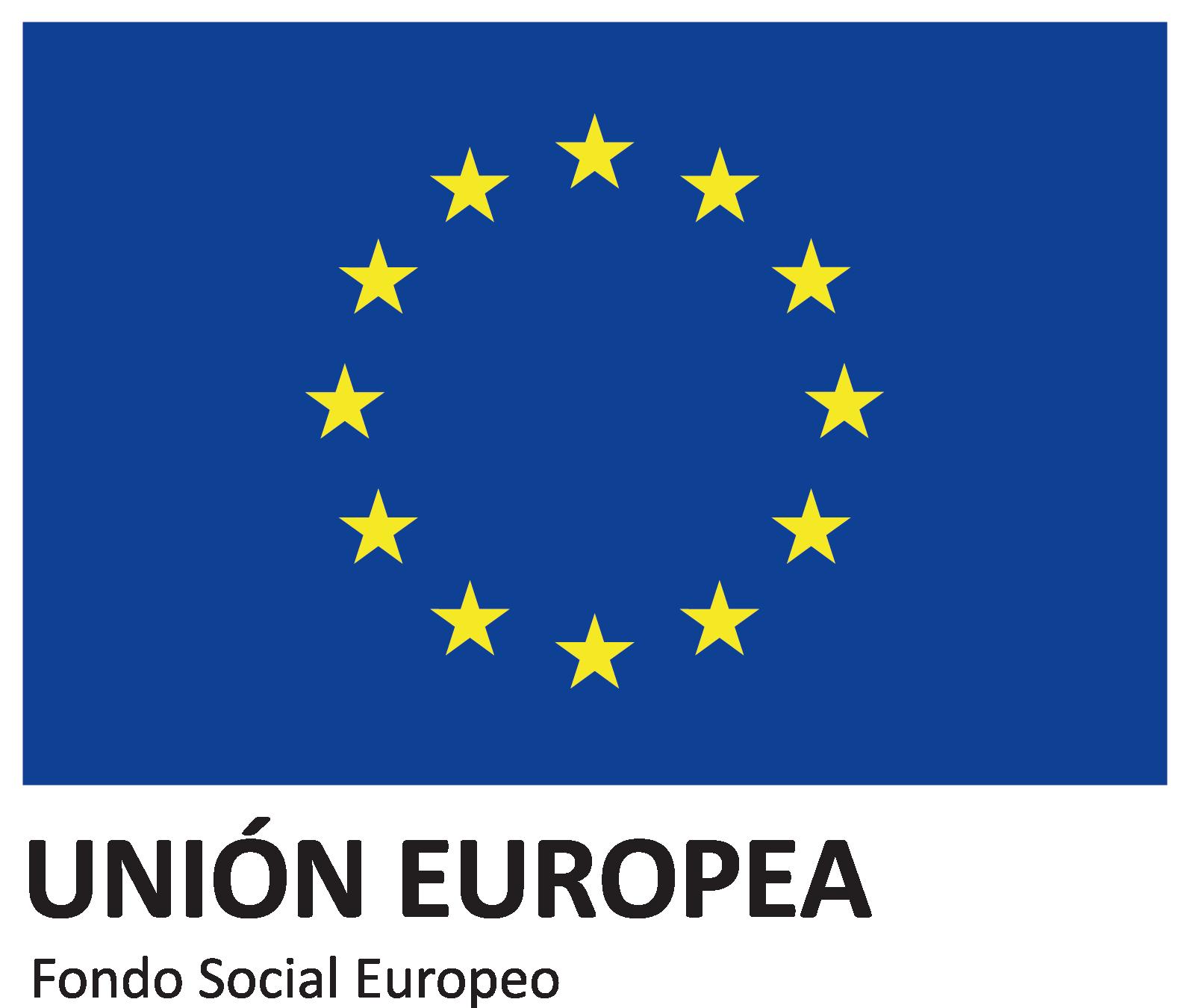 Logo Union Europea FSE