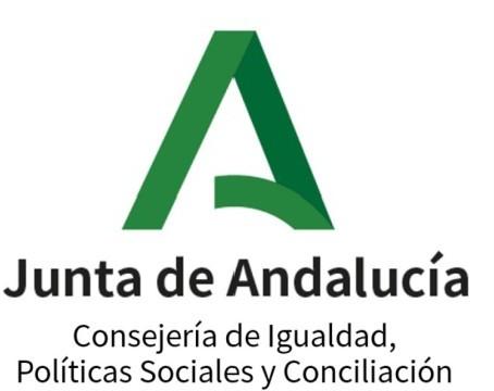 Logo Junta de Andalucia conejeria igualdad politicas sociales y conciliacion