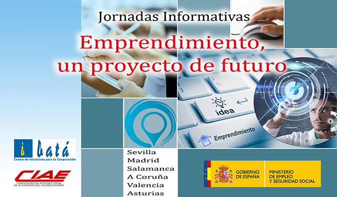 Jornadas informativas Emprendimiento, un proyecto de futuro