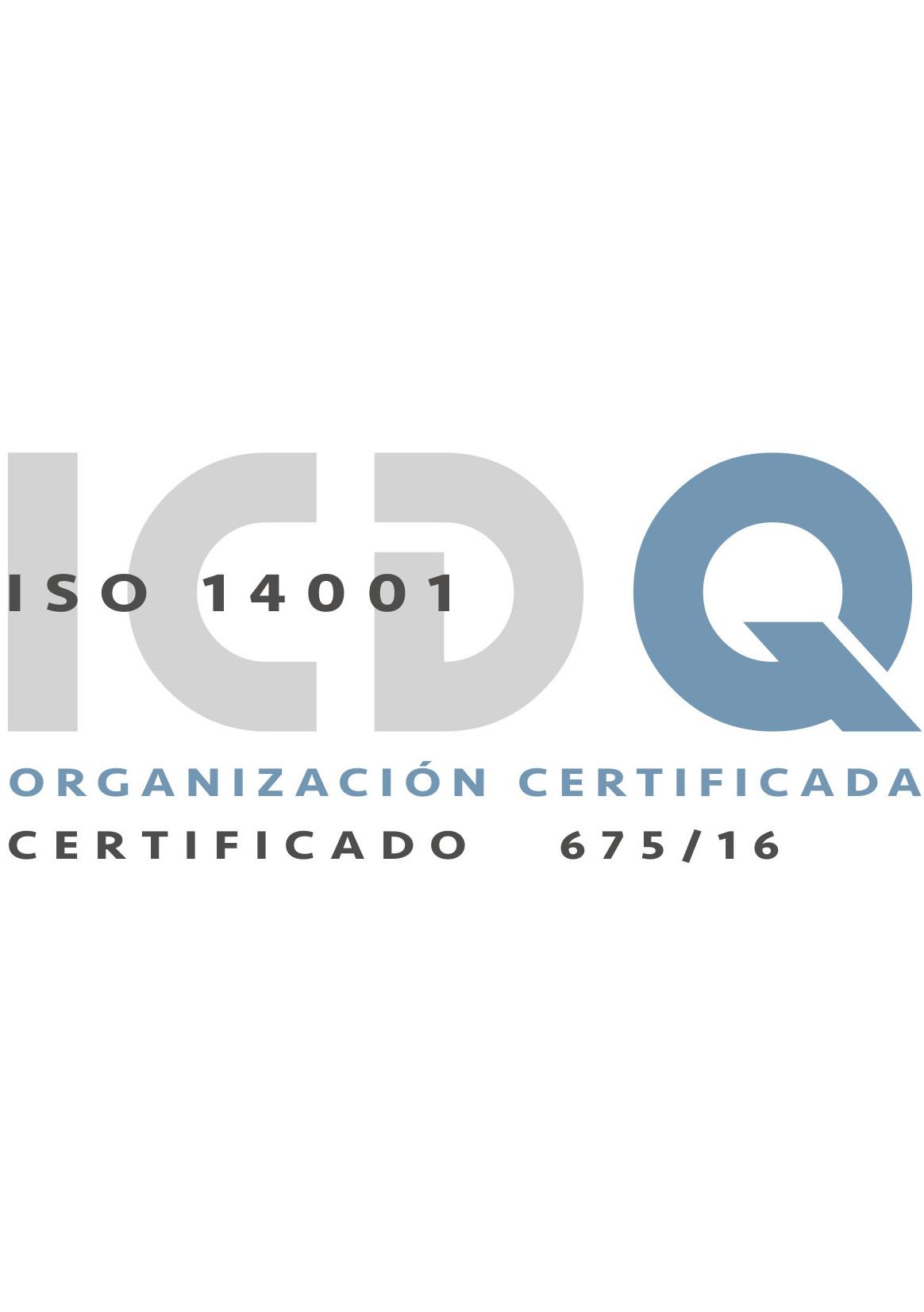Certificación ISO 14001 CIC BATÁ